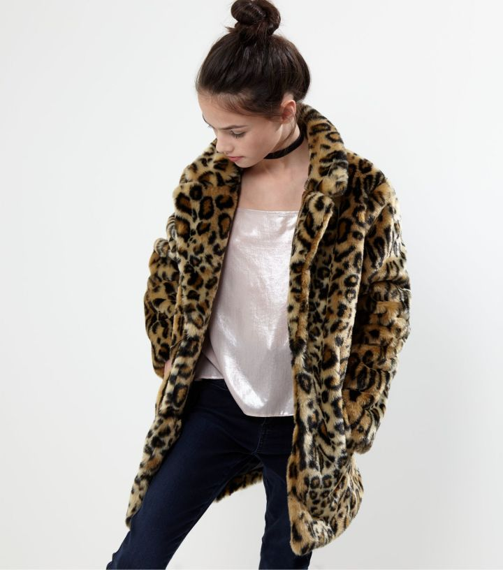 brown-leopard-print-faux-fur-coat