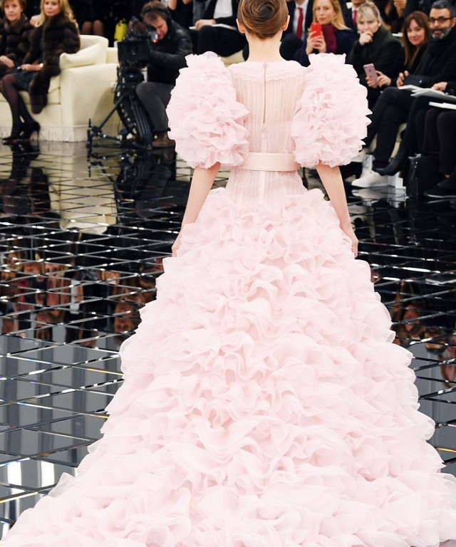 Chanel Wedding Gowns and Fantasy Nuptials – Couture & Vines